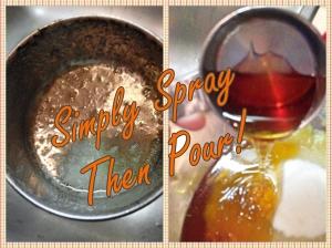 Pour Honey Easily